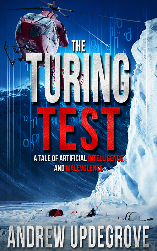 TheTuringTrial-800 Cover reveal and Promotional