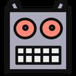 robot icon 110